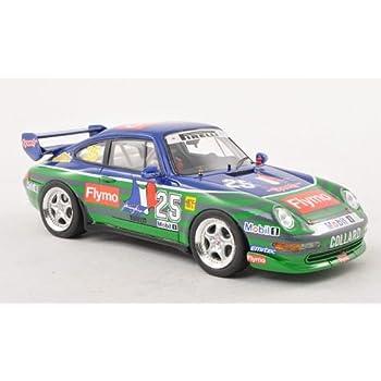 Porsche 911 (993) Cup, No.25, SuperCup, 1996, Model Car, Ready-made, Schuco / Pro.R 1:43