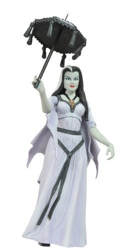 Munsters Select Hot Rod Lily Action Figure by Munsters