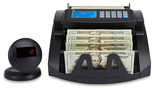 ZZap NC20 Bill Counter - Money Cash Currency Machine by ZZap (Image #3)