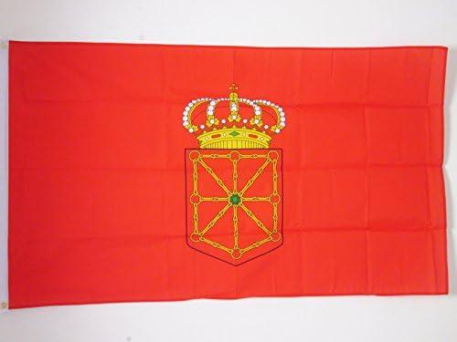 Drapeaux Drapeau de Castilla y Le/ón AZ FLAG Drapeau Castille-Et-Leon 150x90cm Espagne 90 x 150 cm