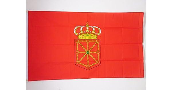 Amazon.com: Navarra Bandera 3 x 5 – Spanish Región de ...