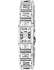 Fendi Watch Forever White Pearl Dial F125240j Ladies