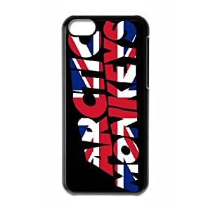 High quality Arctic Monkey logo, Rock band music,Arctic Monkey band protective case cover For Iphone 5c QH596718263
