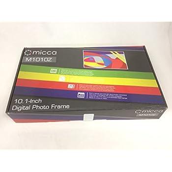 Amazon.com : Micca 10-Inch Digital Photo Frame With High