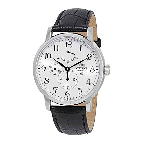 (Orient Power Reserve Automatic White Dial Mens Watch FEZ09005W0)