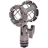 Bestshoot Microphone Shock Mount Universal Holder Clip +...