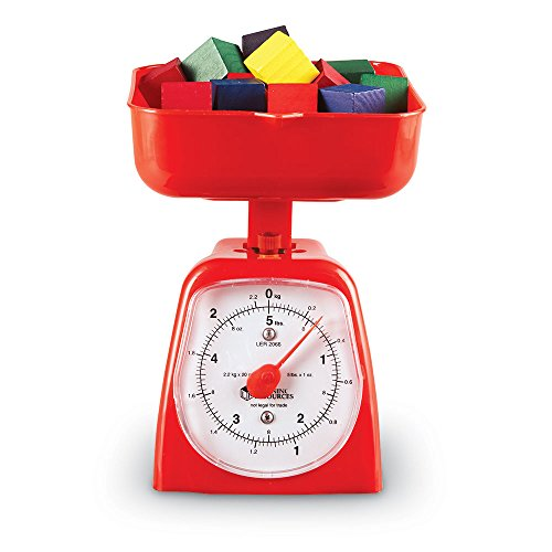 Learning Resources Platform Scale, 2.2Kg/5Lb