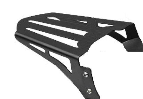 (Cobra Sissy Bar Luggage Rack - Formed - Black 02-3602B)