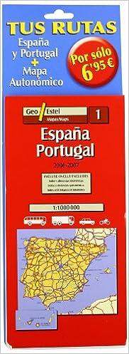 CATALUNYA COMARCAL PACK 07 Mapas de carreteras ...