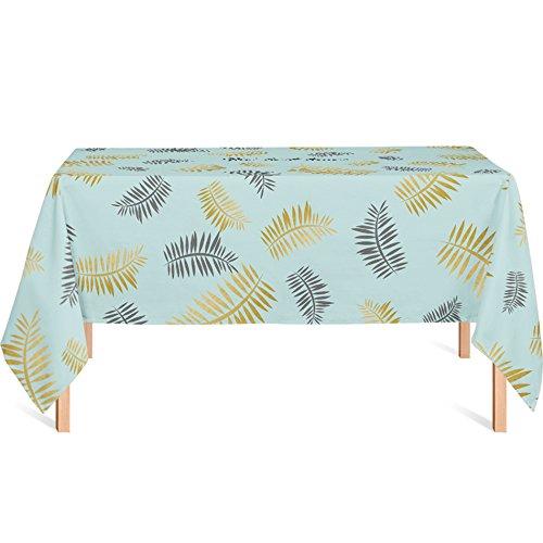 ZWL Mantel, mantel, mantel de picnic, mesa de comedor, escritorio ...