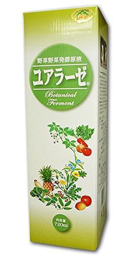 ミヤトウ 野草野菜醗酵原液 ユアラーゼ 720ml B0033AWRM8