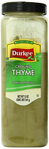 Durkee Ground Thyme, 12-Ounce by Durkee