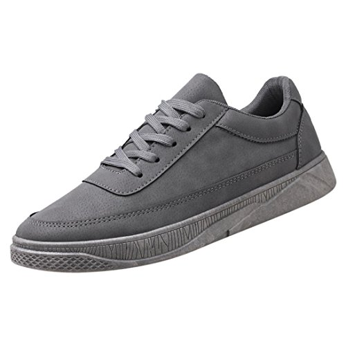 Running Lace Shoes Travel Sport TM up Gray Shoes Running Shoes Casual Elevin With Mens Flat waqXxAnS0f