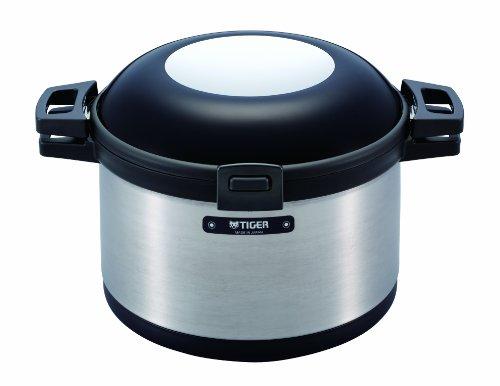 6l Thermal Magic (Tiger Corporation NFI-A600 Non-Electric Thermal Slow Cooker 6.34qts / 6.0)