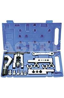 vft-808-mis excéntrico abocardador para tubos de refrigeración en contienen cortador refrigeración herramienta de reparación ampliar mouthparts 6 – 19 mm: Amazon.es: Bricolaje y herramientas