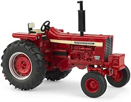 32 Scale 856 Open Station Tractor ERTL Case Ih 1