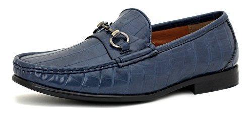Hombre Diseño Casual Mocasines Sin Cordones Zapatos Moda Inteligentes Conducción Mocasin Talla: Amazon.es: Zapatos y complementos