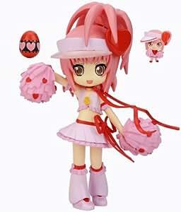 Shugo Chara: Amulet Heart & Ran Decorachu Dress-Up Figure