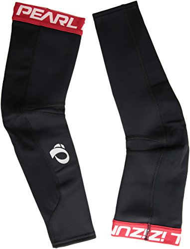 Jersey Arm Warmers - Pearl iZUMi Pro Softshell Arm Warmer, Black, Large