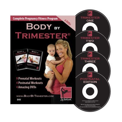 Pregnancy Fitness DVD:Body By Trimester - Box Set