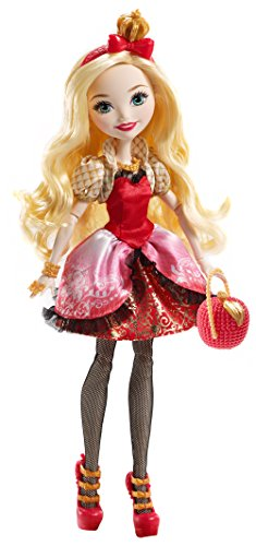 Ever After High First Chapter Apple White Doll (Discontinued by manufacturer) (Apple White Ever After High Doll)