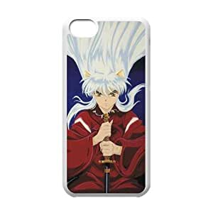 QSWHXN InuYasha Phone Case For Iphone 5C [Pattern-4]