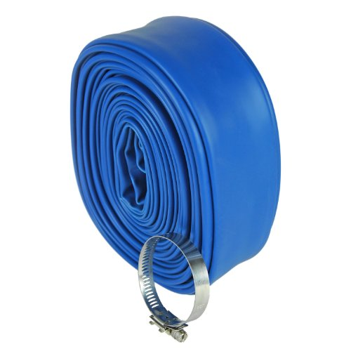 Poolmaster 1-1/2-Inch x 50-Feet Heavy-Duty Backwash Hose, Essential Collection