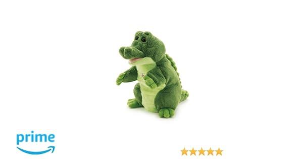 Trudi Marioneta cocodrilo (29918): Amazon.es: Juguetes y juegos