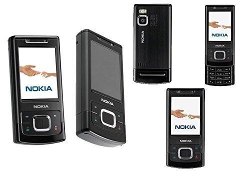 Nokia 6500 Slide BlackUnlocked GSM