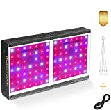 MarsHydro Led Growing Lamps 600W Updated Led Grow Lights Full Spectrum for Indoor Plants Veg and Flower ETL Certificate Grow lamp for Hydroponics Greenhouse