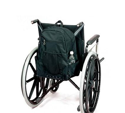 Ability Superstore Deluxe - Mochila para silla de ruedas (38,7 x 59,