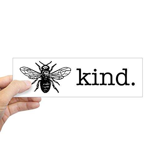 CafePress Be Kind Bumper Sticker 10