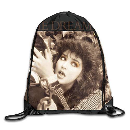 (AlexisW Kate Bush The Dreaming Backpack Gymsack Drawstring Bags Gym Sack Bag for Men &)