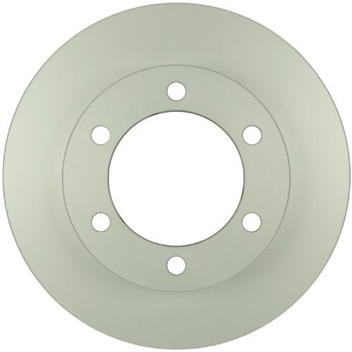 Bosch 50011222 QuietCast Premium Disc Brake Rotor For Toyota: 1996-02 4Runner, 1995-04 Tacoma, Front