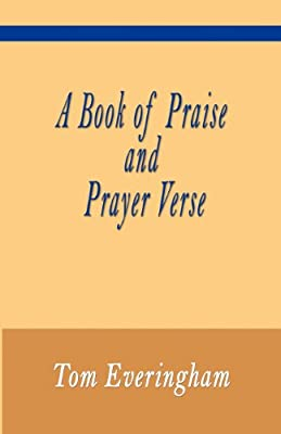A Book of Praise and Prayer Verse
