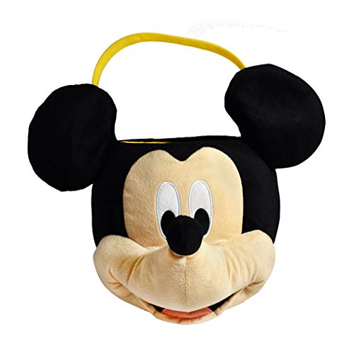 Mickey Mouse Jumbo Plush Basket ()