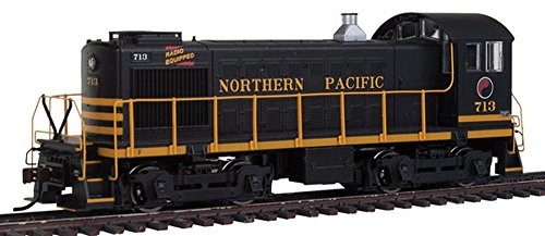 Bachmann industries ALCO S4 Northern Pacific # 713 for sale  Delivered anywhere in USA