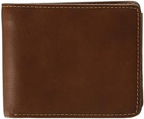 Tony Perotti Italian Leather Classic Bifold Multi Credit Card Wallet