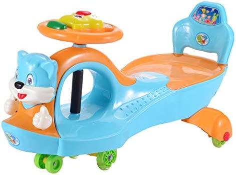 Ppy778 Triciclo Trenzado para niños no Pedal deslice Andador ...