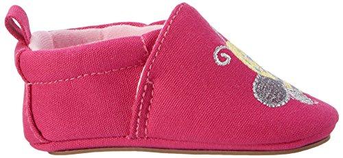 Sterntaler Baby-krabbelschuh - Zapatillas de casa Bebé-Niños Rosa (Magenta)
