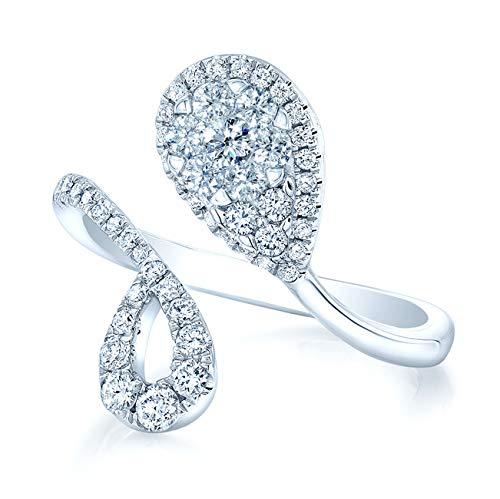 0.63 Ct Tw Diamond - 2
