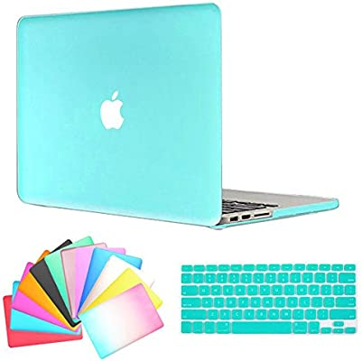 "Quatrefoil Moroccan GREEN Matte Hard Case for Macbook Air 13/"" A1369 /& A1466"