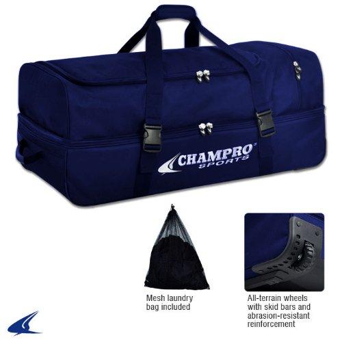 CHAMPRO-Sports-Ultimate-Catcher-Umpire-Equipment-Bag-w-Detachable-Mesh-Laundry-Bag