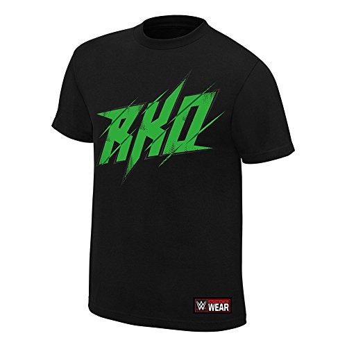 WWE Randy Orton Strike Authentic T-Shirt Black Medium by WWE Authentic Wear