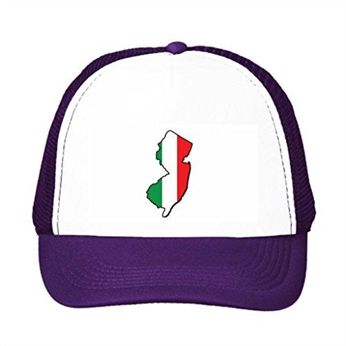 Candow Trucker Hats For Girls Italian Garden State Dirty Awesome Trucker Hats Purple
