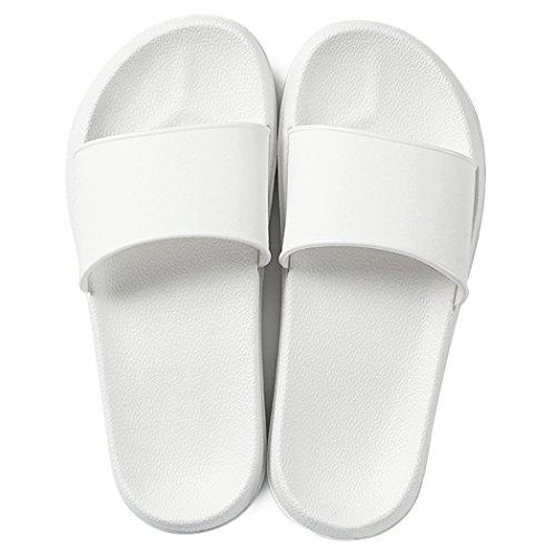 Scarpe Sandali pantofole per Estate le Palestra All'aperto coperto Balneare la MAYI bagno bagno Spiaggia casa al Bianco antiscivolo Piscina Infradito casa da da per da donne 7dwxq0