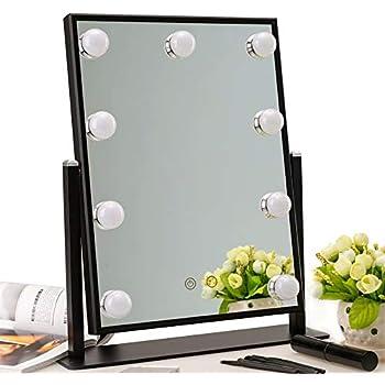 Amazon.com : Hollywood Lighted Makeup Vanity Mirror Light