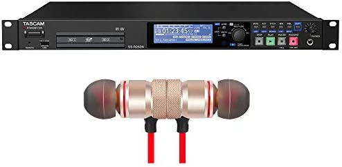 Amazon com: Tascam SS-R250N Solid State Recorder includes Free