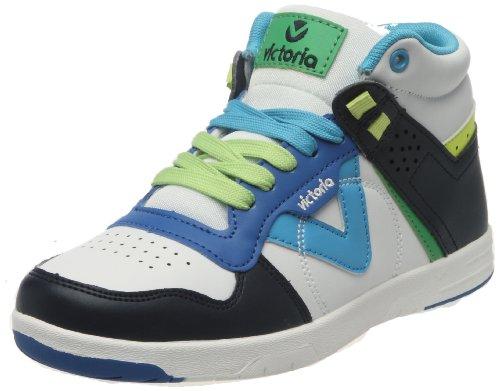 victoria Sneaker Multicolor Pu - Zapatillas para mujer Azul