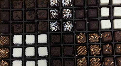 Best Chocolate Lovers Petit Fours - Bite Size Dessert Appetizers (60 Piece - Petit Four Le
